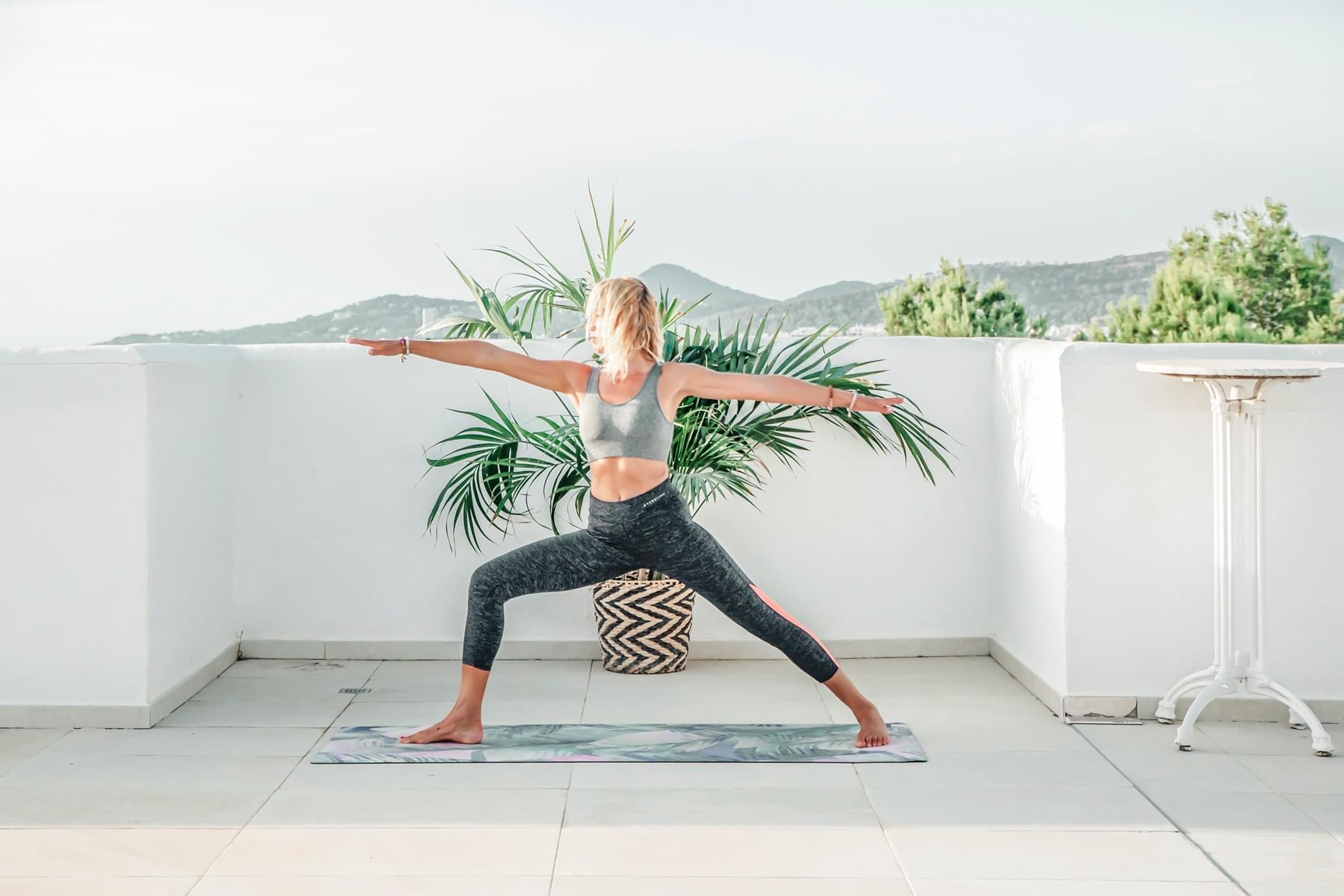 Jana Vanhees - Yoga & Balance Ibiza  Ibiza